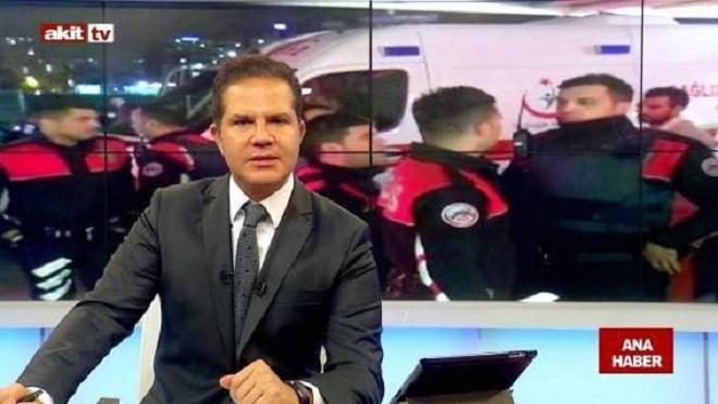 Photo of Ünlü haber spikeri Caner Karaer trafik kazası geçirdi