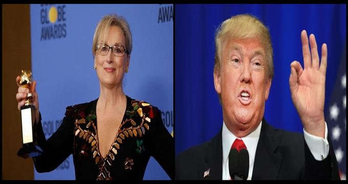 Photo of Donald Trump Meryl Streep'in Altın Küre konuşmasına ne cevap verdi?