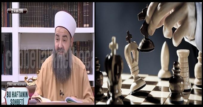 Photo of Satranç Federasyonu'ndan  Cübbeli Ahmet'e satranç cevabı