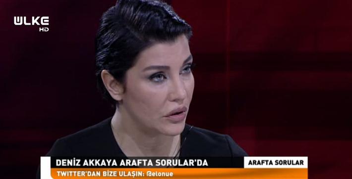"""Photo of Deniz Akkaya: """"Kurtuluş gerçek İslam'da"""""""