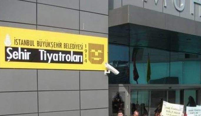 """Photo of İBB Şehir Tiyatroları'ndan """"Teröre Lanet"""" yürüyüşü açıklaması"""