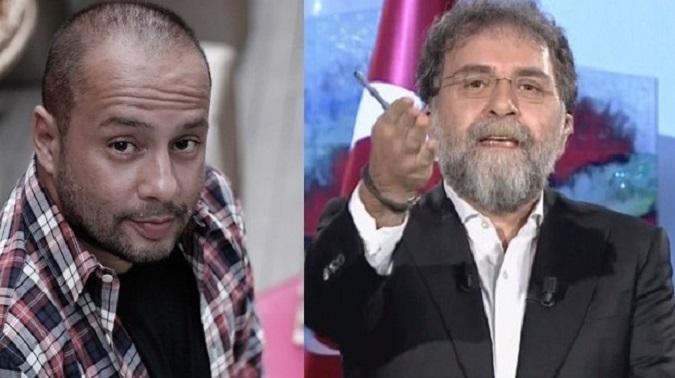 """Photo of İzzet Çapa, Ahmet Hakan'ın """"anchorman""""liğine neden tahammül edemediğini yazdı"""
