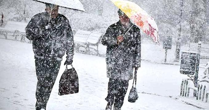 Photo of Meteorolojiden son dakika kar yağışı uyarısı!