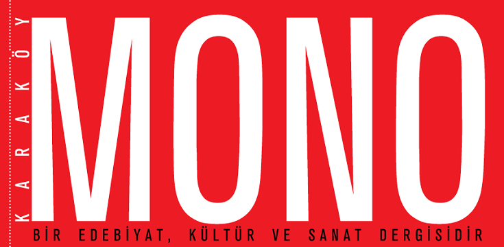 Photo of Yeni kültür-sanat dergisi Karaköy MONO bayilerde