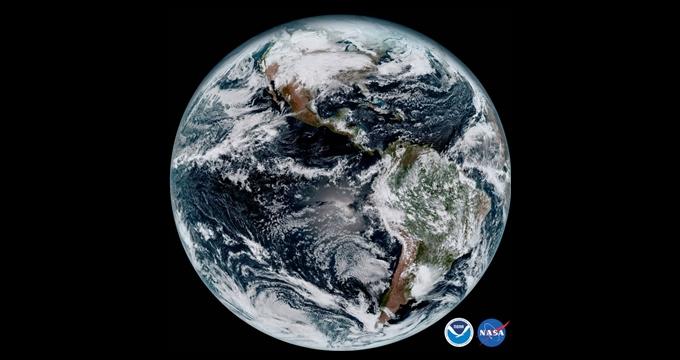 Photo of NASA uzaydan en net Dünya görüntülerini yayınladı