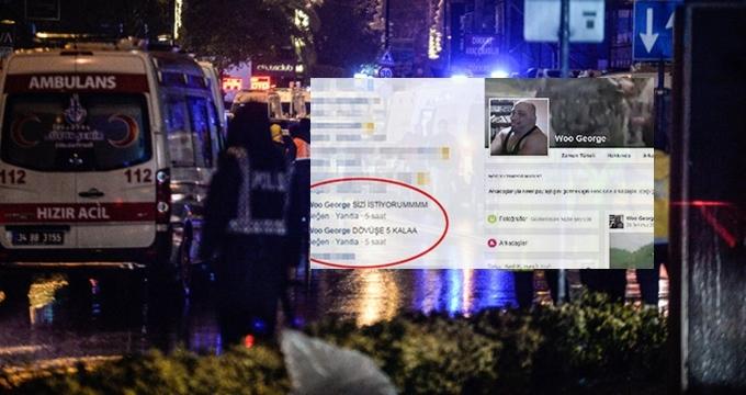 Photo of Reina sayfasına şüpheli mesaj atan Woo George hesabının sahibi tutukladı