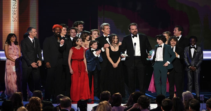 Photo of 2017 Screen Actors Guild ödülleri sahiplerini buldu