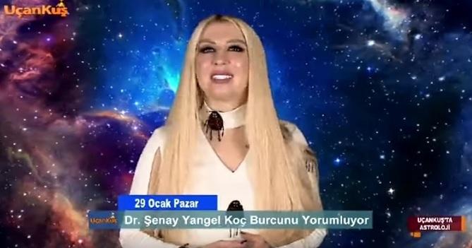 Photo of Astrolog Şenay Yangel burçlarınızı yorumladı