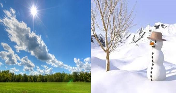 Photo of Batıda Güneş, doğuda kar… 2 Şubat Perşembe yurtta hava durumu