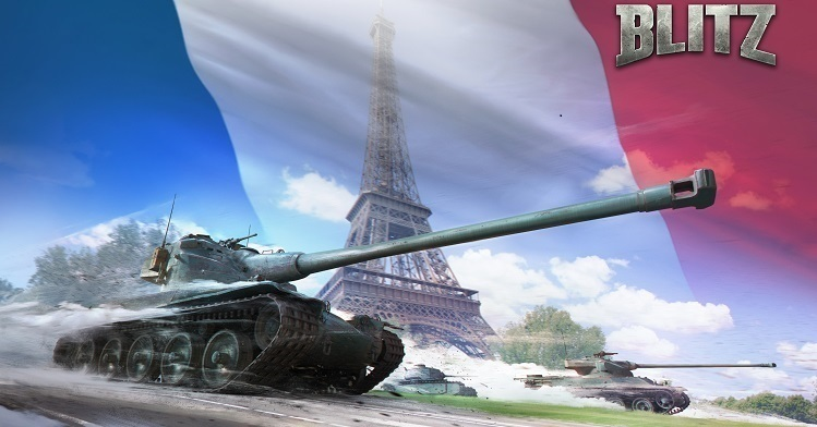 Photo of World of Tanks Blitz'te Fransız rüzgarları