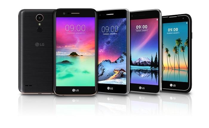 Photo of LG'nin orta segment akıllı telefonları K10, K8, K4, K3 ve Stylus3'ün teknik özellikleri