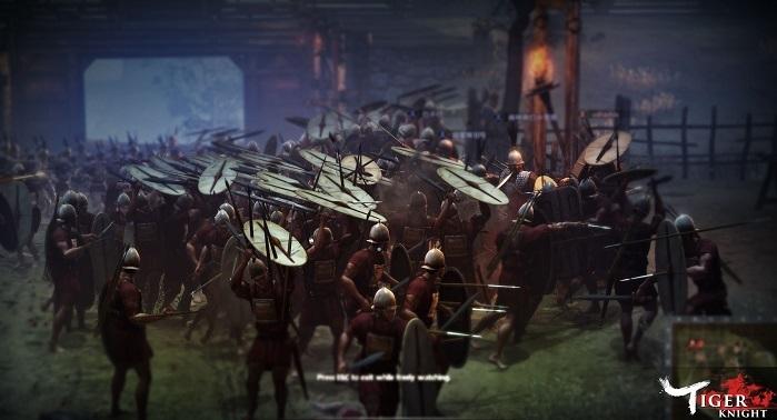 "Photo of ""Tiger Knight"" oyunu Roma İmparatorluğu güncellemesi yayınladı"