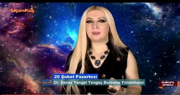Photo of Şenay Yangel 20 Şubat Pazartesi burç yorumu