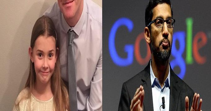 Photo of 7 yaşındaki kızın iş başvurusuna Google'ın üst düzey CEO'sundan jet yanıt