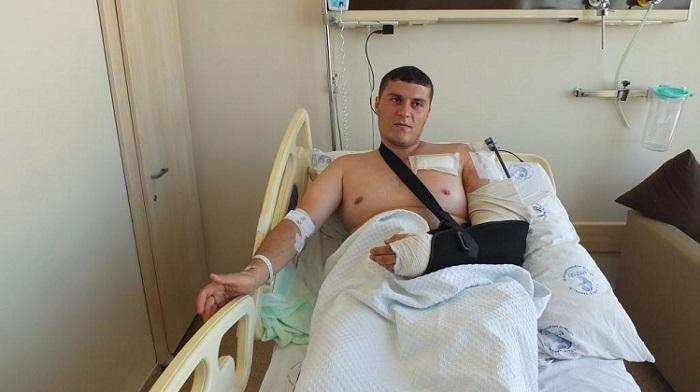 Photo of İşte, Milat gazetesinin 15 Temmuz'da yaralanan muhabiri Enes Babacan'ın yeni adresi