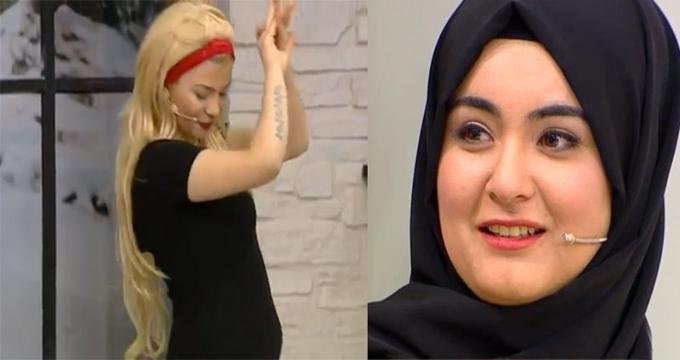 Photo of Dilek, Hanife'nin pabucunu dama mı attı?