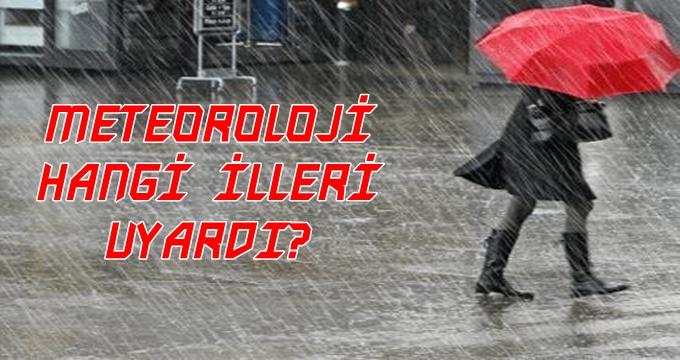 Photo of Hafta sonu hangi illerde yağış var? (14-15-16 Temmuz yurtta hava durumu)