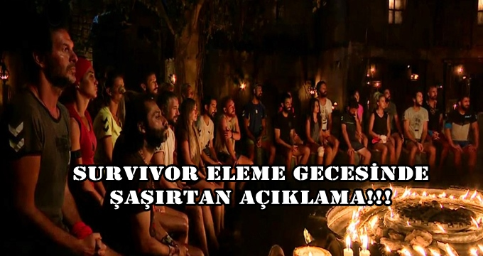 Photo of Survivor'da eleme şoku! 14 Şubat Survivor'da kim elendi?