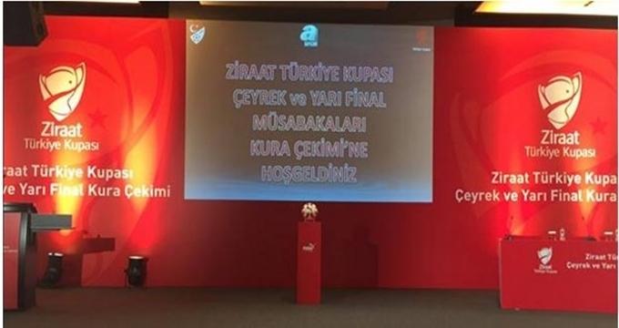 Photo of İşte Fenerbahçe'nin kupadaki rakibi! Ziraat Türkiye Kupası kura sonuçları…