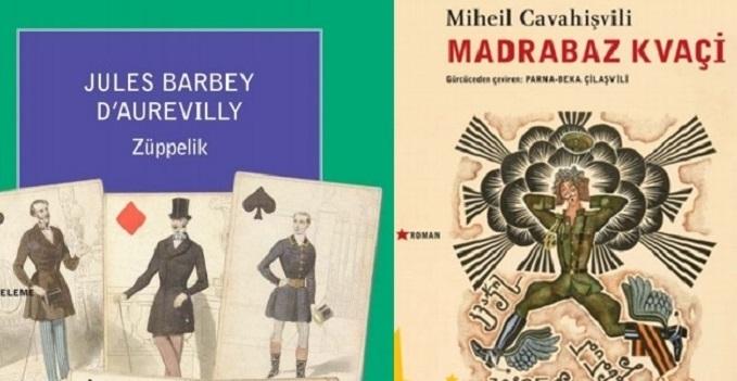 Photo of Paris Yayınları'nın son çıkan kitapları: Züppelik ve Madrabaz Kvaçi