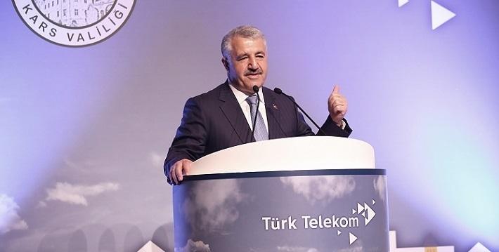 """Photo of Bakan Arslan'dan 1.8 milyon haneye """"ucuz internet"""" müjdesi"""