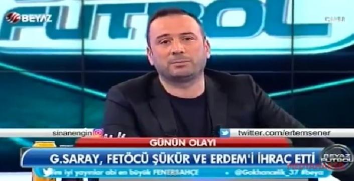 Photo of Ertem Şener, Hakan Şükür'ün canlı yayına bağlanma isteğini nasıl veto etti?