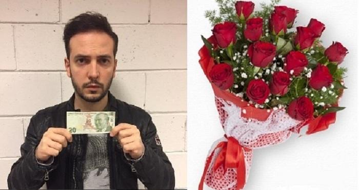 Photo of Kim demiş Oğuzhan Koç'un çiçek alacak parası yok diye!