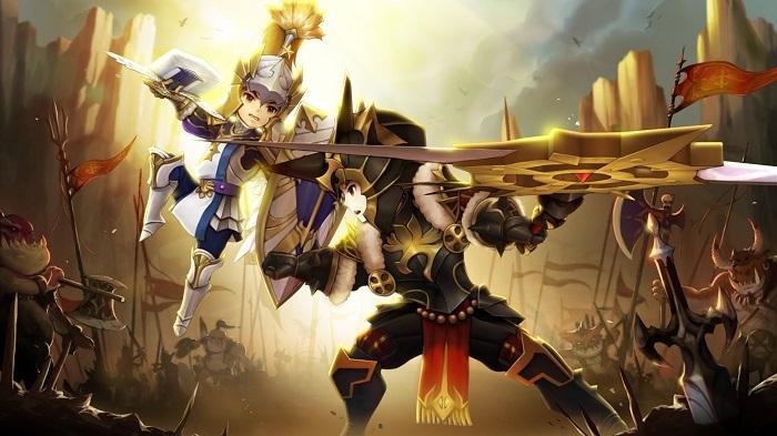 Photo of Seven Knights oyununa karakterlerin gücünü artıran 13 yeni maskot