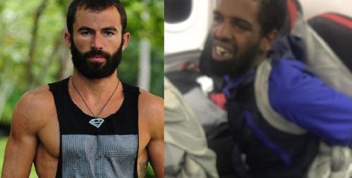 Photo of Turabi uçaktaki magandayı etkisiz hale getirdi… Eline sağlık şampiyon!