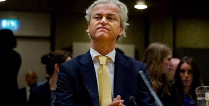 Photo of Hollanda'nın Nazi artığı parti lideri Wilders'ın o küstah videosuna tepki yağdı!
