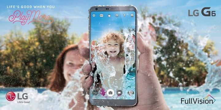Photo of LG G6, 21 Nisan tarihinde Türkiye'de satışa başlıyor.