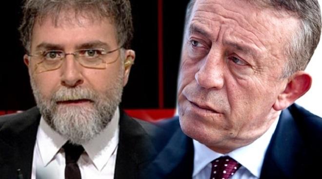 """Photo of """"…rutin bir görgüsüz olacağıma…""""…Ahmet Hakan'ın yazısı Ali Ağaoğlu'nu kızdıracak!"""