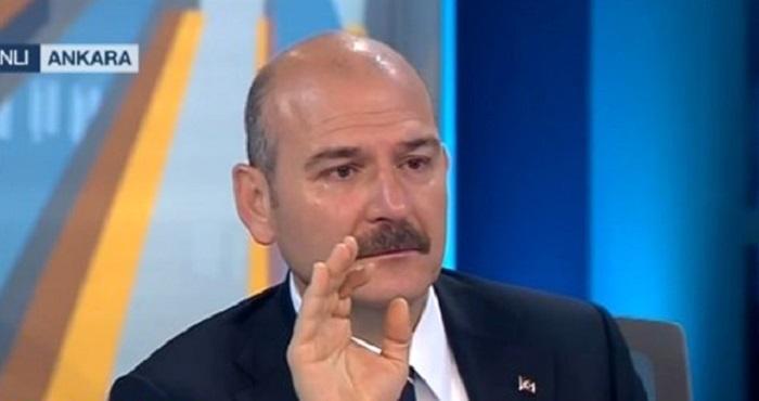 Photo of Simge Fıstıkoğlu'nun hangi sorusu Bakan Süleyman Soylu'yu gözyaşlarına boğdu?