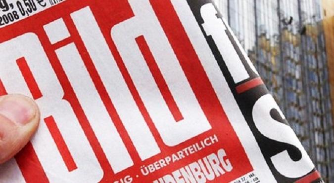 Photo of Alman Bild gazetesinin referandum sonuçlarına ilişkin gayretkeşliği tepki çekti
