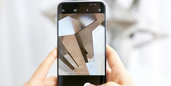 """Photo of Samsung Galaxy S8 yeni ön kamerasıyla """"fotoğrafçı"""" kullanıcılarını mutlu etmek istiyor"""