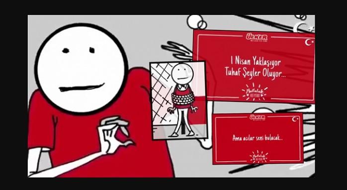 Photo of Ülker'in tepki çeken 1 Nisan konulu reklamına ilk istifa