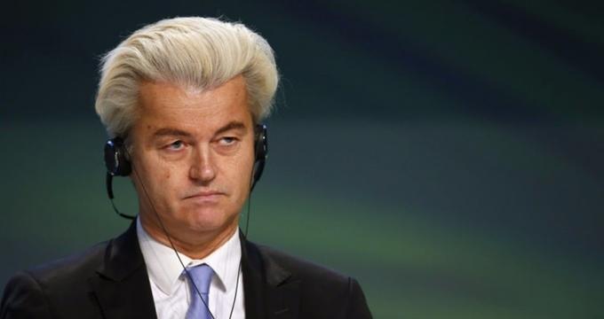 Photo of Hollandalı faşist lider Wilders yine saçmaladı!