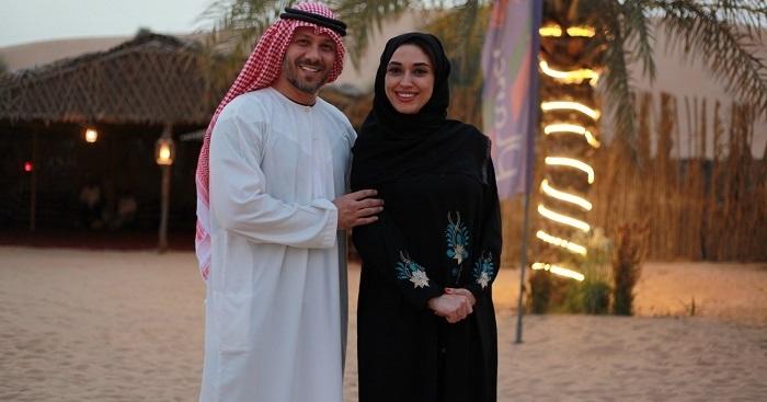 Photo of Zuhal Topal kısa süren Dubai tatiliyle stres attı