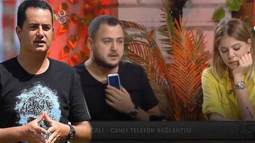 Photo of Acun Ilıcalı'dan Furkan Dede'ye ikinci canlı yayın fırçası!