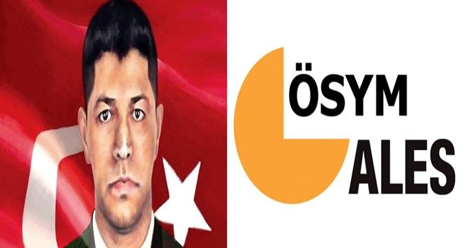 Photo of ALES sınavında Şehit Ömer Halisdemir soruldu (7 Mayıs 2017 ALES soru ve cevapları/sonuçları)