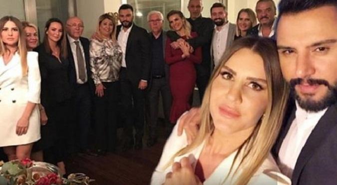 Photo of Alişan adım adım evlilik yolunda…Ailece Eda Erol'un evine ziyarete gittiler
