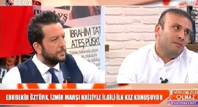 Photo of Olay adam oyuncu Ebubekir Öztürk gözyaşları içinde canlı yayında kendisini nasıl savundu?