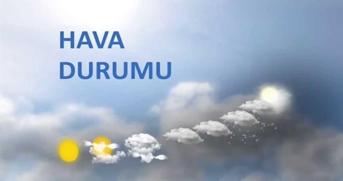 Photo of Yurtta haftalık hava durumu (8 Mayıs-12 Mayıs)