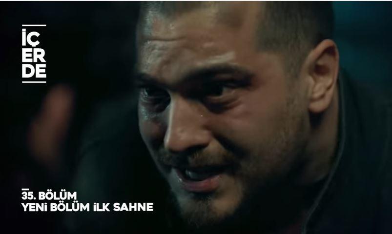 Photo of İçerde dizisinde hüzün dolu veda!