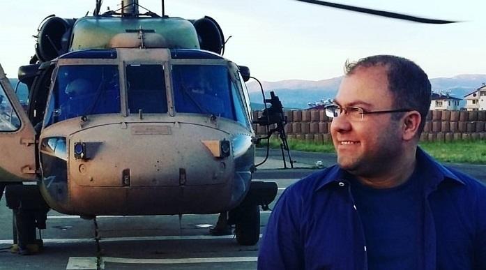 Photo of Ülke TV'de Odak Noktası'nı yapan Mustafa Yıldız yine operasyon bölgesinde