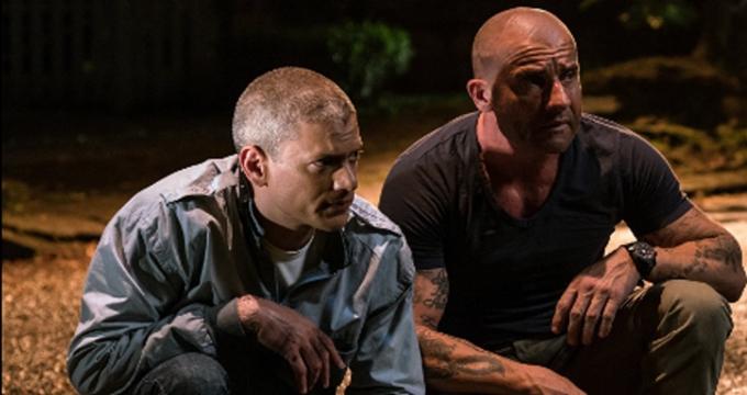 Photo of Prison Break 5 sezon 8 bölüm'de Poseidon bakın kimmiş?