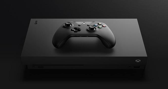 Photo of Microsoft'tan dünyanın en güçlü oyun konsolu müjdesi: Xbox One X