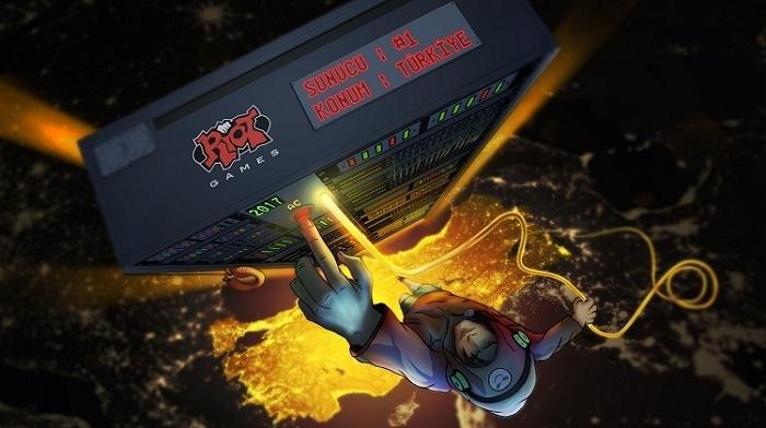Photo of League of Legends sunucusunu Türkiye'ye getiren Riot Games'ten 10 milyonluk yatırım