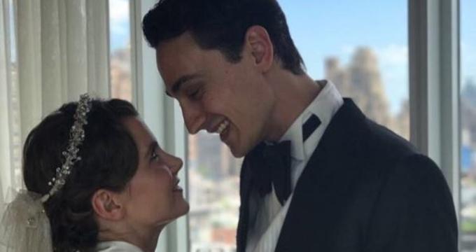 Photo of Çocuklar Duymasın dizisinin Duygu'su Ayşecan Tatari evlendi!