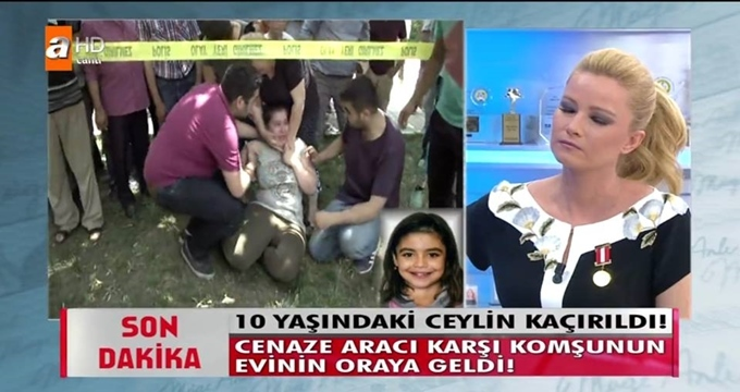 Photo of Müge Anlı 10 yaşındaki Ceylin'i buldu! İşte cinayetin sebebi ve katilin itirafları!